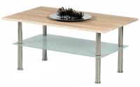 Konferenční stolek Flip 3, dub sonoma