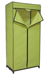 Látková skříň Revow 8052, zelená