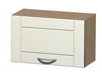 Nástěnná kuchyňská skříňka X-Nicol H 60N, dub/vanilka