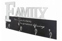 Nástěnný věšákový panel Family 28307