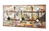 Nástěnný věšákový panel Free Mini 42904