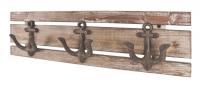 Nástěnný věšákový panel Sailer 3 (28912)