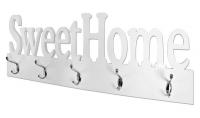 Nástěnný věšákový panel Sweet Home 28306