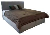 Postel Monte 180x200 cm, béžová tkanina