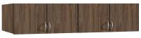 Skříňový nástavec Case, 181 cm, dub stirling