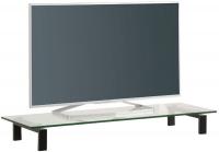 TV nástavec Typ 1605 (110x35 cm), černý