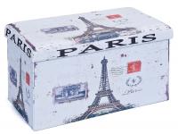 Úložný taburet Setto Paris
