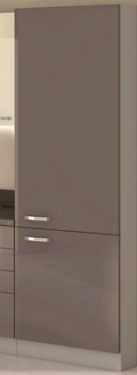 Vysoká kuchyňská skříň Grey 40DK, 40 cm