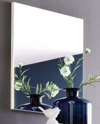Zrcadlo na stěnu Sol 451 (50x56 cm)