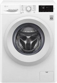 Pračka s předním plněním LG F70J5QN3W, A