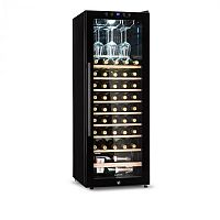 Klarstein Barossa 54D, vinotéka, 2 zóny, 148 l, 54 lahví, skleněné dveře, dotyková