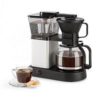 Klarstein GrandeGusto, kávovar, 1690 W, 1.3 l, pre-infusion, 96 °C, černý/metalický