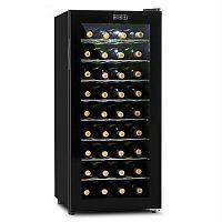 Klarstein Vivo Vino, termoelektrická vinotéka, 36 lahví, 118 l