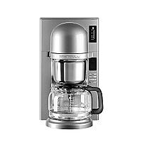 KitchenAid 5KCM0802ECU kávovar na přelévanou kávu, stříbrná