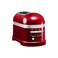 KitchenAid Artisan Toustovač 5KMT2204, červená metalíza, topinkovač