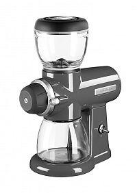 KitchenAid, Mlýnek na kávu Artisan 5KCG0702EMS, stříbřitě šedá
