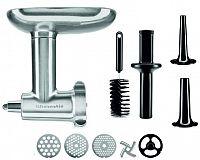 KitchenAid Robot MINI Artisan 5KSM3311XEFG matná šedá Varianta: Robot KitchenAid 5KSM3311 + Kovový mlýnek na maso 5KSMMGA