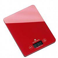 Kuchyňská digitální váha BALANCE červená - Zassenhaus