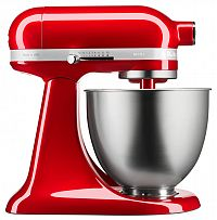Kuchyňský robot KitchenAid Artisan MINI 5KSM3311 červená metalíza