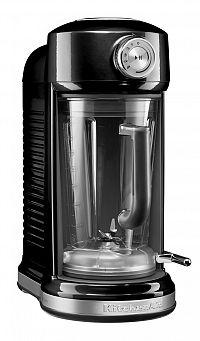 Mixér KitchenAid Artisan s magnetickým pohonem 5KSB5080 černá