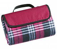 Pikniková deka Weekend růžová