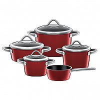 Silit Vitaliano Rosso sada nádobí 5 dílný set - 2109275985