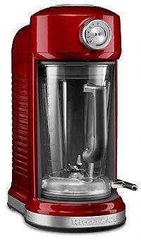 Stolní mixér KitchenAid Artisan s magnetickým pohonem 5KSB5080 červená metalíza