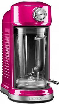 Stolní mixér KitchenAid Artisan s magnetickým pohonem 5KSB5080 malinová zmrzlina