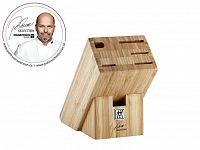 Zwilling PS bambusový blok na nože - na 6 kusů