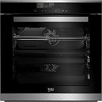 Beko BVR 35500 XMS černá/nerez