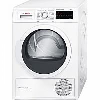 Bosch WTW87463BY bílá