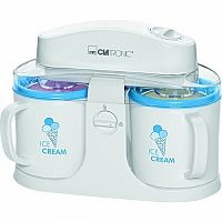Clatronic ICM 3650 bílý/modrý