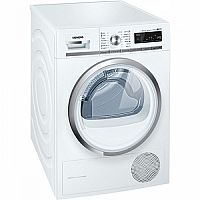 Siemens WT47W540BY bílá