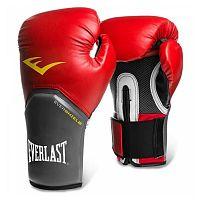Everlast Pro Style Elite Training Gloves červená - XS (8oz)