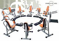 inSPORTline Sestava strojů pro kruhový trénink