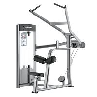 Life Fitness Optima Lat Pulldown