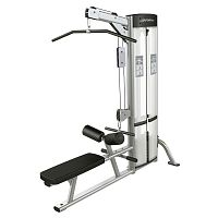 Life Fitness Optima Lat Pulldown/Row