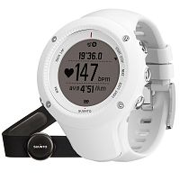 Suunto Ambit3 Run (HR) bílá