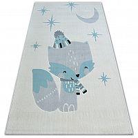 3kraft Kusový koberec PASTEL 18402/062 - liška krémový