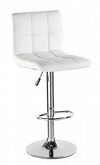Barová židle Hoker Laria Goodhome bílá
