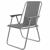 Bluegarden Campingová židle HUNTER šedá