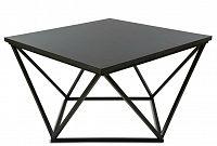 DekorStyle Konferenční stůl Cured černý
