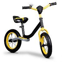 Dětské odrážedlo DEBRA EcoToys černo-žluté