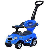 MULTISTORE Dětské odrážedlo autíčko modré