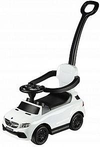 MULTISTORE Dětské odrážedlo auto Mercedes AMG GLE 63 bílé