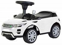 MULTISTORE Dětské odrážedlo Land Rover bílé