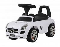 MULTISTORE Dětské odrážedlo Mercedes SLS bílé