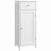 Rongomic Koupelnová skříňka ELLA bílá