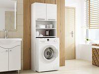 Shoptop Skříňka na pračku Jana - bílá