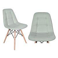 TZB Židle Lyon - světle šedá